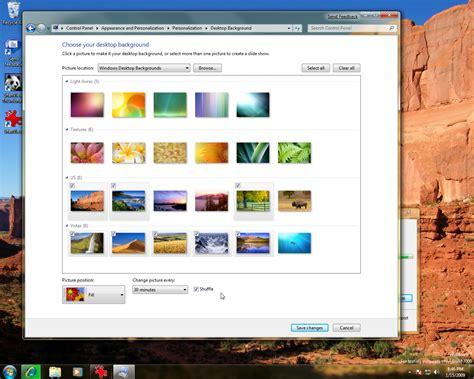 killer themes for windows 7 windows 7 beta control panel personalization desktop