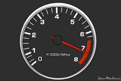 爱车一族 monitor your rpm to get the best performance