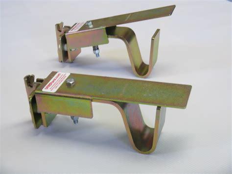 E Track Shelf Bracket by Trimmer Brackets Set Of 2 Snap Rack