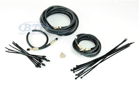 boat trailer brake kit single axle boat trailer brake line kit for hydraulic brakes