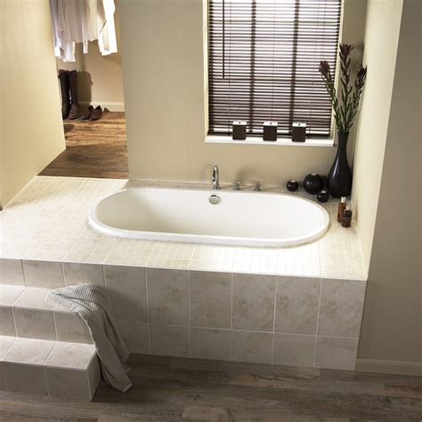 Spa Bathroom Decorating Ideas antibes built in bathtub jack london