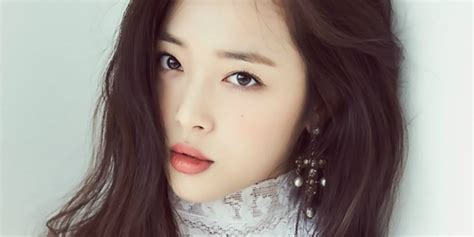 f x sulli sulli announces the opening of weibo account allkpop