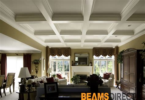 Criss Cross Ceiling Beams - photo gallery decorative architectural products beams