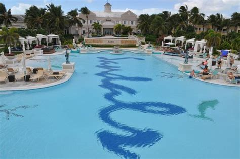 sandals emerald bay tripadvisor pool picture of sandals emerald bay golf tennis