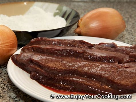 Your Liver Is Already Detoxed by Fried Beef Liver With Onions Recipe My Food