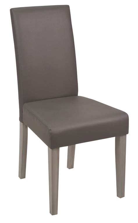 chaise salle a manger contemporaine chaise de salle 224 manger contemporaine coloris gris lot