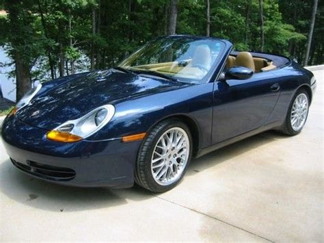 hardtop porsche convertible purchase used 1999 porsche 911 convertible 2 door