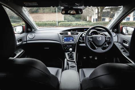 Honda Civic Tourer Interior by Driven Honda Civic Tourer Sr Review