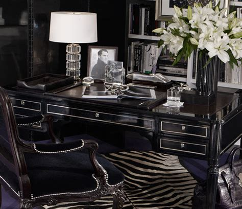 ralph lauren desk chair ralph lauren home fall 2010 ellegant home design