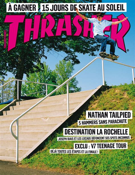 Thrasher Quot by New Thrasher Cover