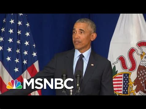 barack obama blasts donald trump: 'how hard can it be to