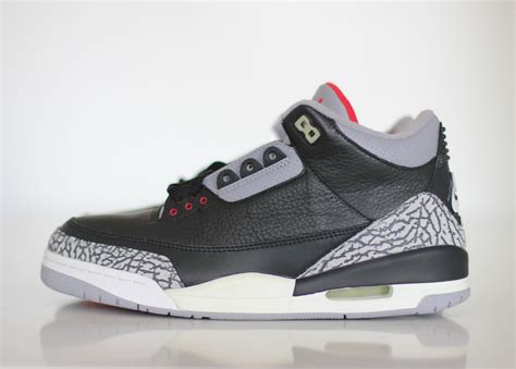 nike air 3 nike air iii black cement retro 88 sneakers addict