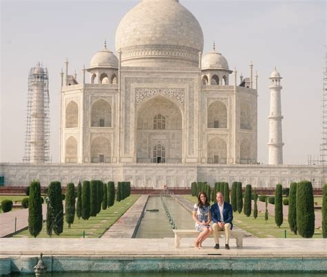 kensington palace twitter kensington palace on twitter quot the duke and duchess at the taj mahal royalvisitindia https t