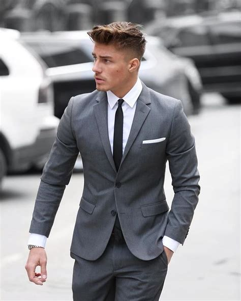 hairstyles to suit fla 25 best ideas about grey suits on pinterest men s grey