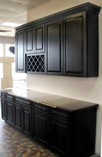 Kitchen Ideas With Black Cabinets by Cabinets For Kitchen Photos Black Kitchen Cabinets