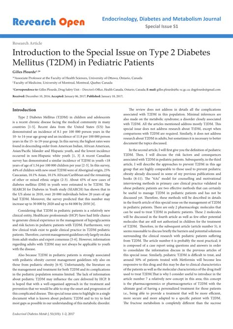 research papers on diabetes term paper on diabetes mellitus