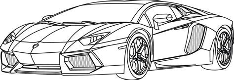 coloring pages of lamborghini veneno lamborghini aventador by coddfootwalker on deviantart