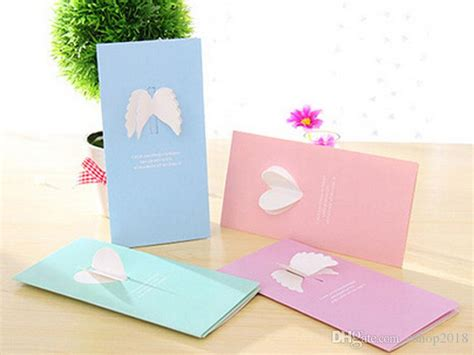 Wholesale Handmade Greeting Cards - wholesale handmade gift cards greeting cards korean pop up