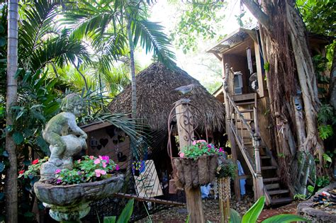 My Favorite Tree House Living Hippie Natalie Edgar Tree House Miami