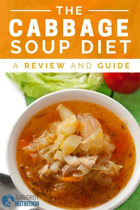Cabbabe Soup Detox Recipe by Detox Soup Diet