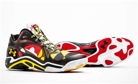 maryland pride basketball shoes armour basketball maryland pride lineup weartesters