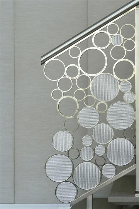 ausgefallene treppengelaender designs fuer die innentreppe