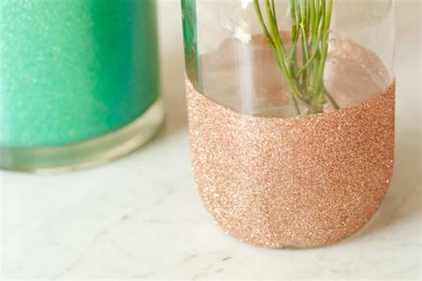Diy glitter vases the sweetest occasion the sweetest occasion