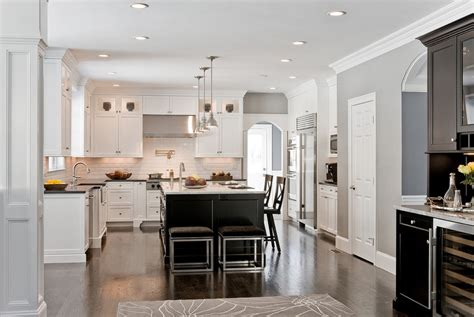 transitional white kitchen 25 stunning transitional kitchen design ideas