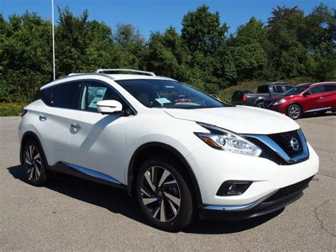 nissan murano 2016 white white zelienople nissan murano used cars mitula cars