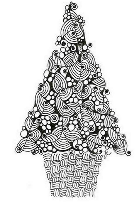 printable christmas coloring pages pinterest christmas printable coloring page tree christmas