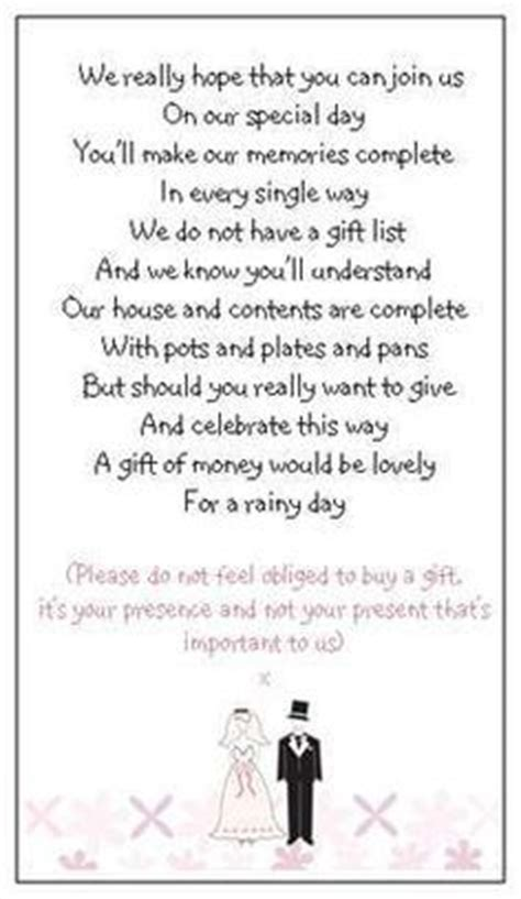 21 best images about monetary gift wording on Pinterest