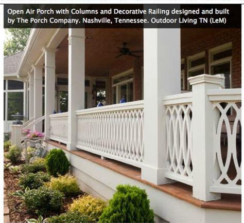 front porch banisters front porch railing landscaping pinterest