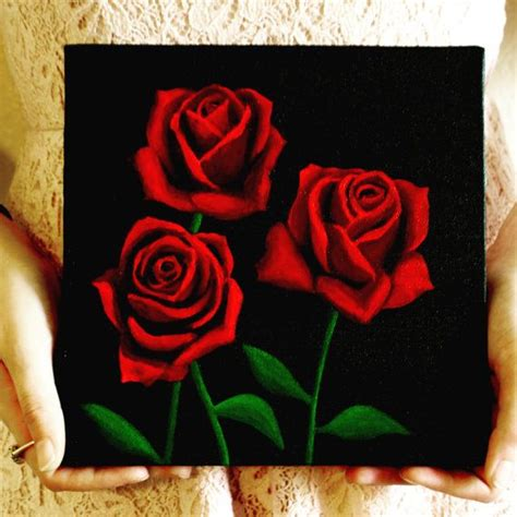 acrylic painting roses 17 best images about for the of roses on