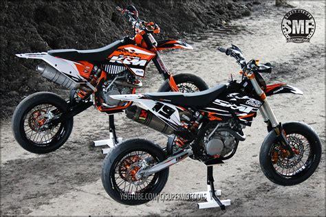 Ktm Exc Motard Ktm Exc530 S Custom Built Supermoto S Supermofools