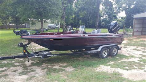 triton boats sale triton boats for sale in alabama boats