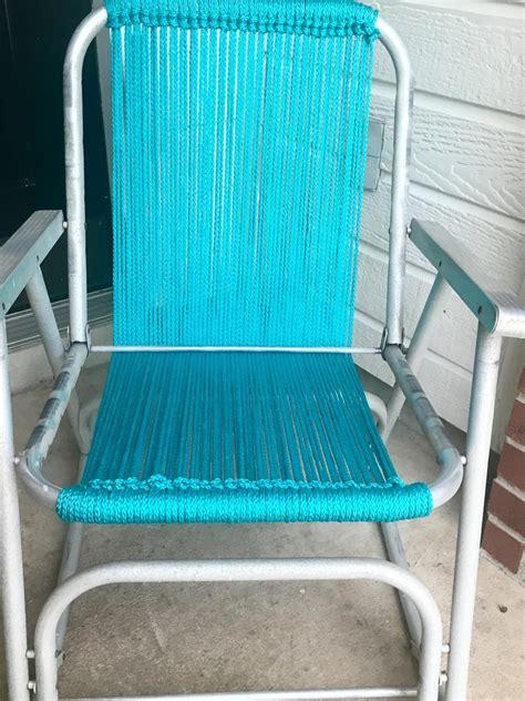patio chair seat webbing modern patio outdoor