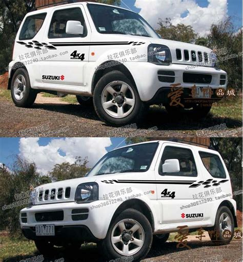suzuki jimny sport utility vehicle converted the whole car