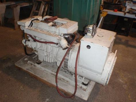 used northern lights generator for sale 32 kw northern lights marine generator set new used