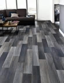 Merveilleux Idee De Carrelage Salle De Bain #10: sol-imitation-parquet-gris-noir.jpg