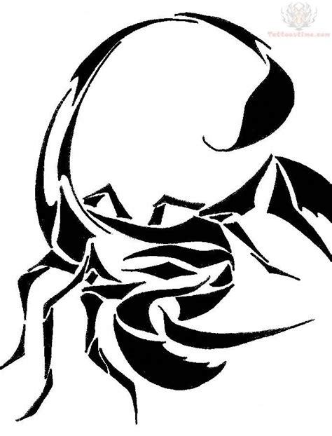 Scorpion Tattoo Images & Designs