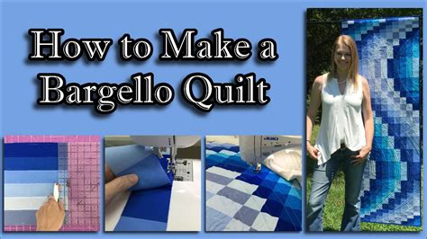 How To Make A Bargello Quilt by How To Make A Waterfall Bargello Quilt Begininer Quilt