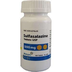 sulfasalazine for dogs azulfidine reviews