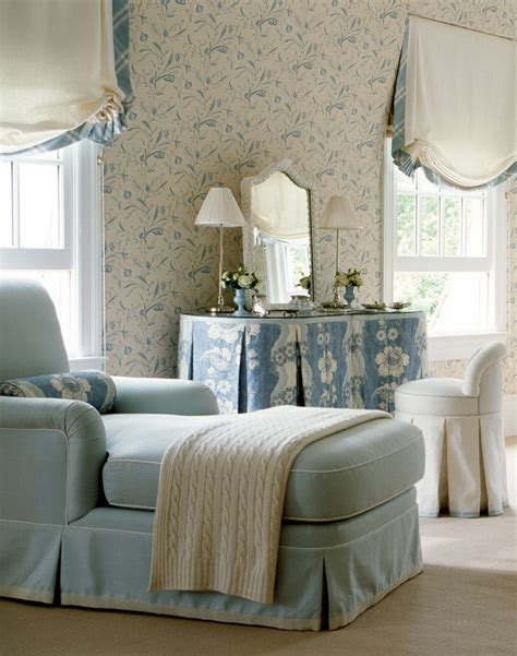 boudoir bedroom wallpaper a lovely boudoir that features blue white print