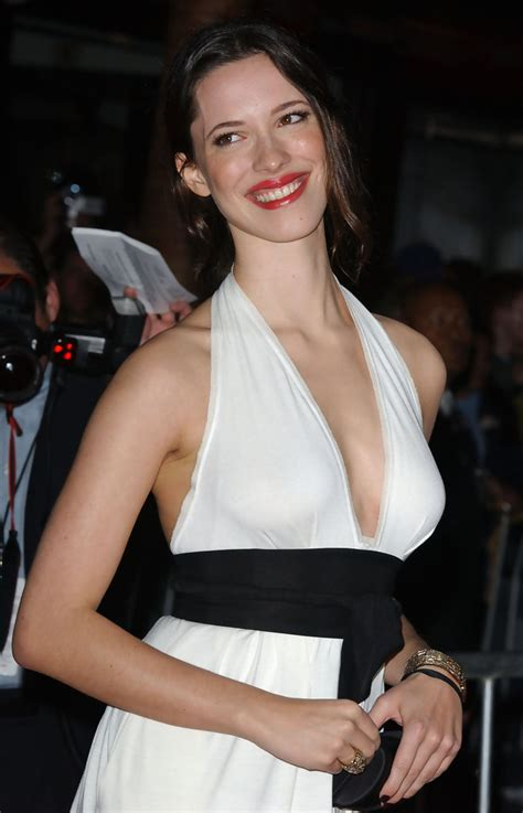 rebecca hall photos photos quot the prestige quot la premiere