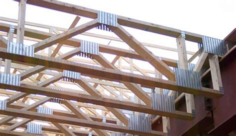 Wood Floor Trusses by Engineered Truss Systems