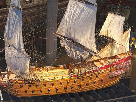 vasa ship museum vasa museum stockholm sweden afar