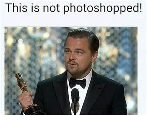 Leo Meme - leonardo dicaprio oscar meme leonardo dicaprio wins an oscar and the internet explodes