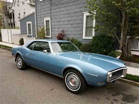 pontiac firebird 1968 for sale 1968 pontiac firebird for sale on classiccars 23