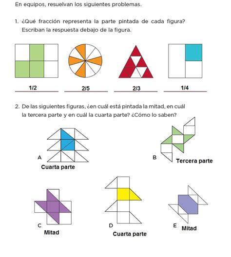 leccion 39 matematicas sep 6to grado parte 1 youtube 191 qu 233 fracci 243 n es bloque ii lecci 243 n 28 apoyo primaria