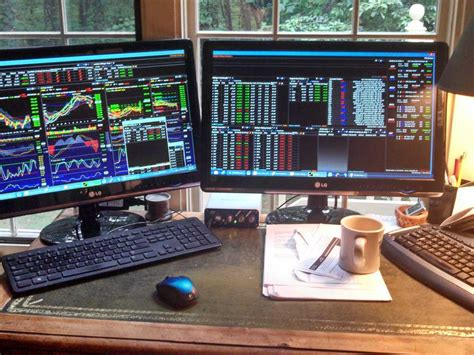 Home Trading Desk by 21 Awesome Home Trading Desks From All Around The World
